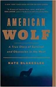 American Wolf Book Jacket