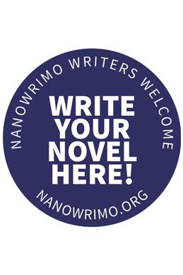 NaNoWriMo Write Your Novel Here