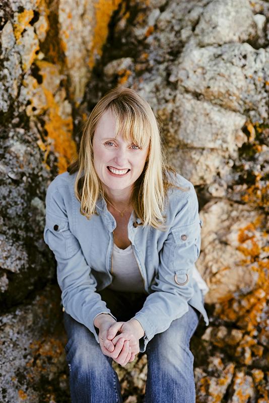 Susan Cunningham, author of Crow Flight