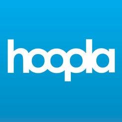 Hoopla App Logo