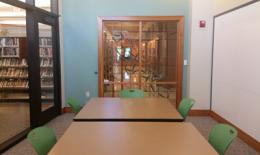 1st Floor Project Room