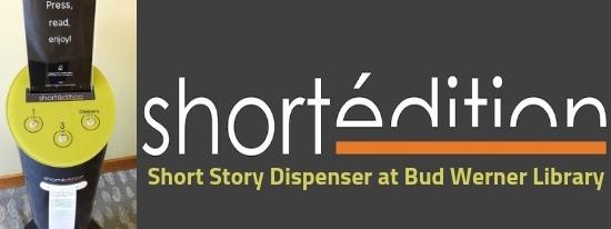 Bud's Short Story Dispenser