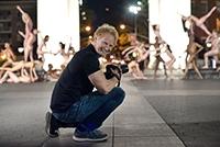 Photographer Jordan Matter