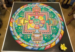 Final 2015 Mandala by George Fargo